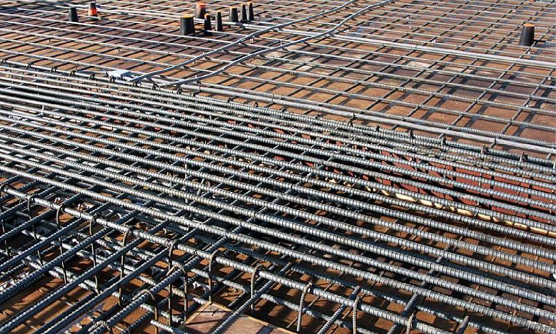 kết cấu thép sàn của công trình