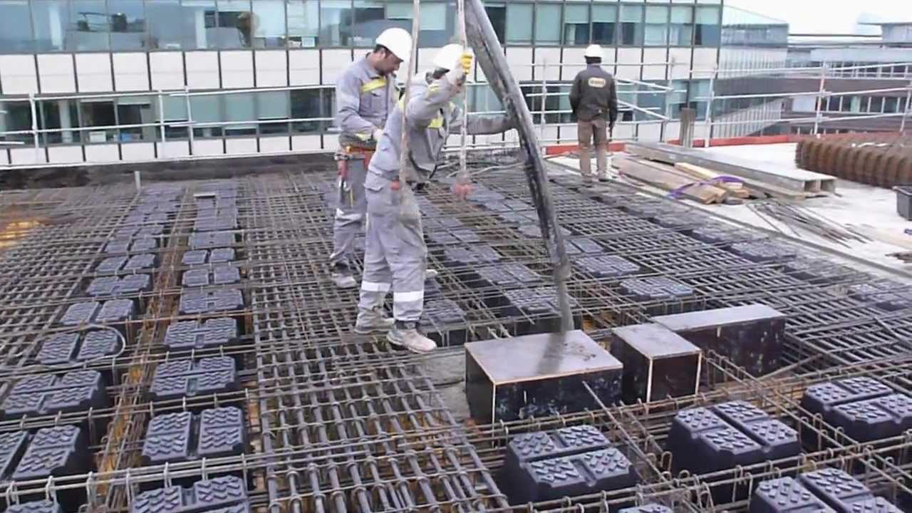 Sàn liên hợp thép bê tông