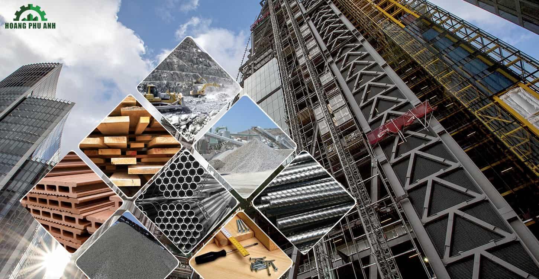 Ứng dụng của thép trong xây dựng
