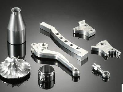Các chi tiết được sản xuất từ mác thép CT3